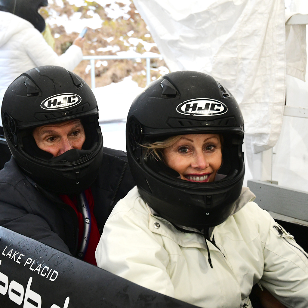 Group Bobsled Rides