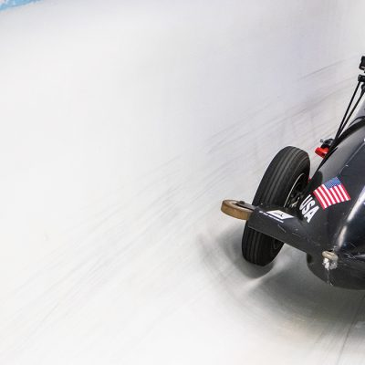 Lake Placid Bobsled Experience